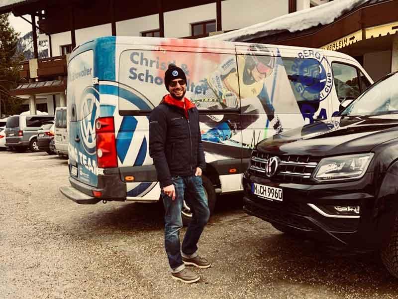 Sponsor und Partner: Autohaus Christl & Schowalter