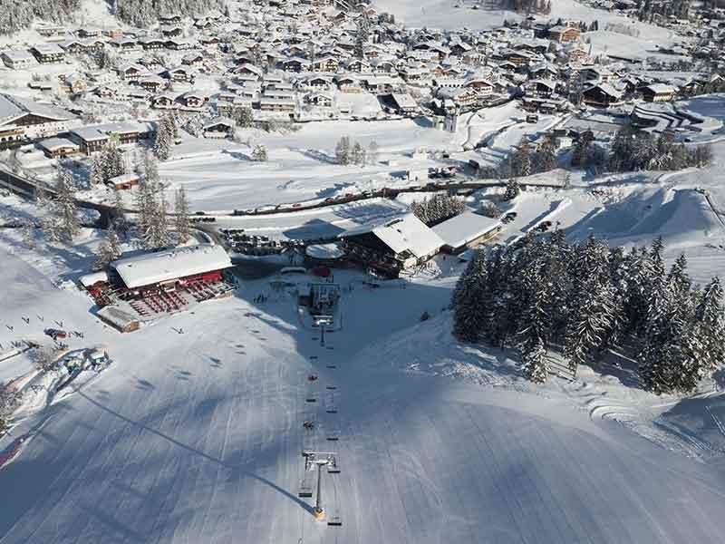 Seefeld Tirol Sportalm
