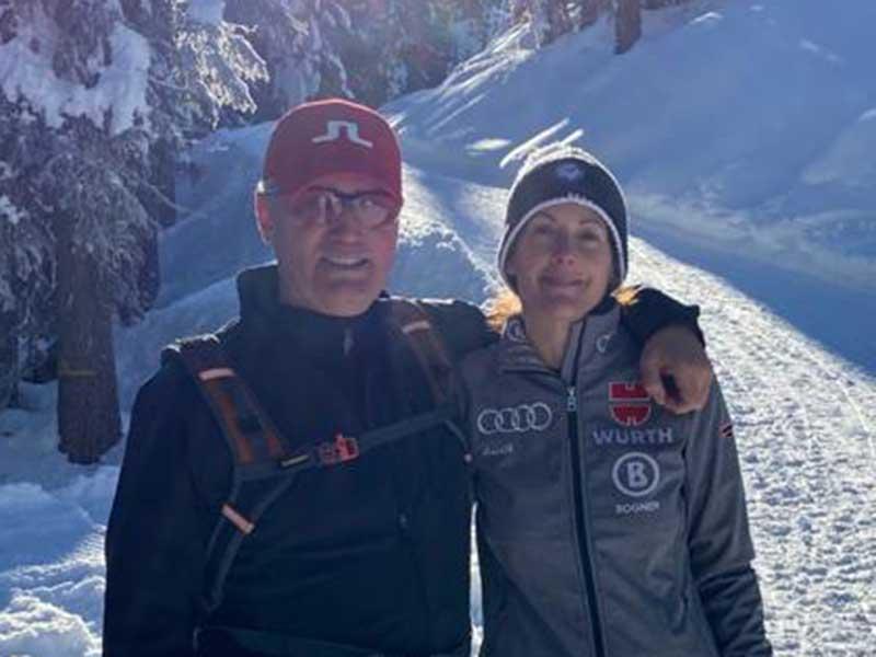 Daniela Kracke und Jörg Kracke