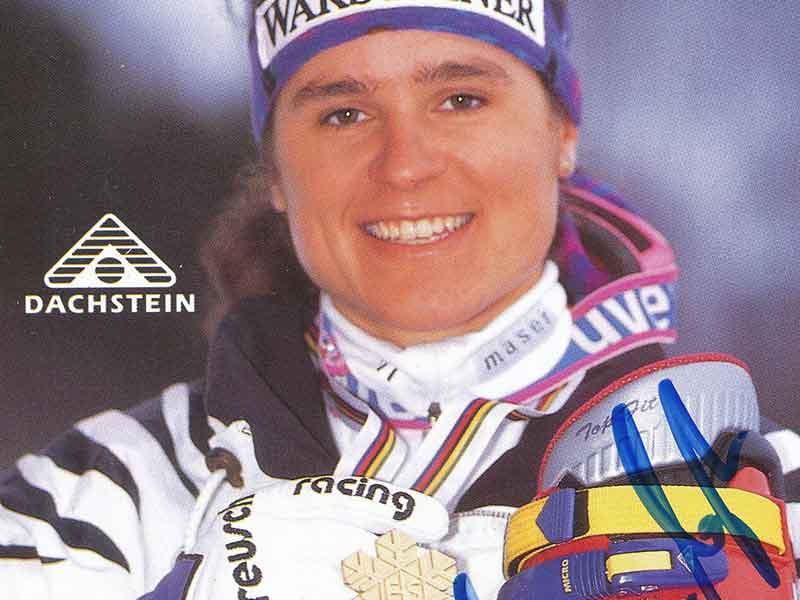 Miriam Vogt mit Goldmedaille