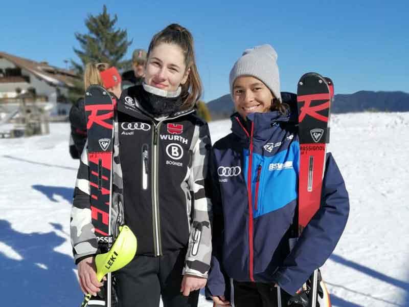 skiclub - lucy-margreiter-und-pauline-fischer-skiclub-starnberg