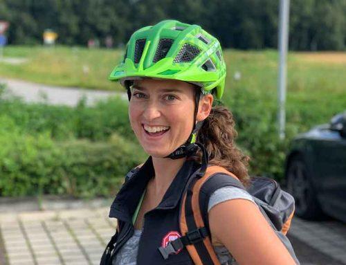 Ingrid Zauner – die neue Trainerin des U8/U10 Racingteams